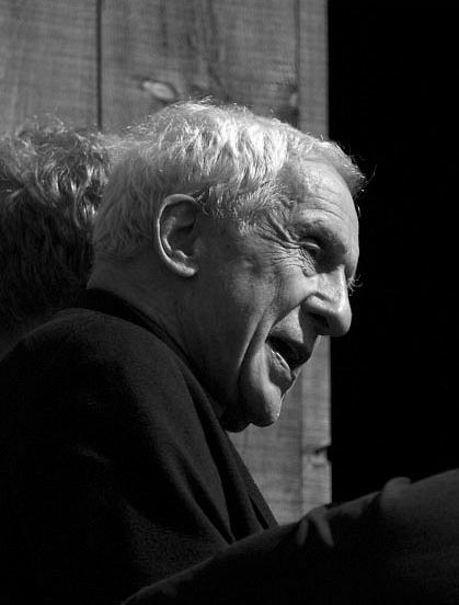 Kenneth Frampton. Photo: Cherish Rosas.