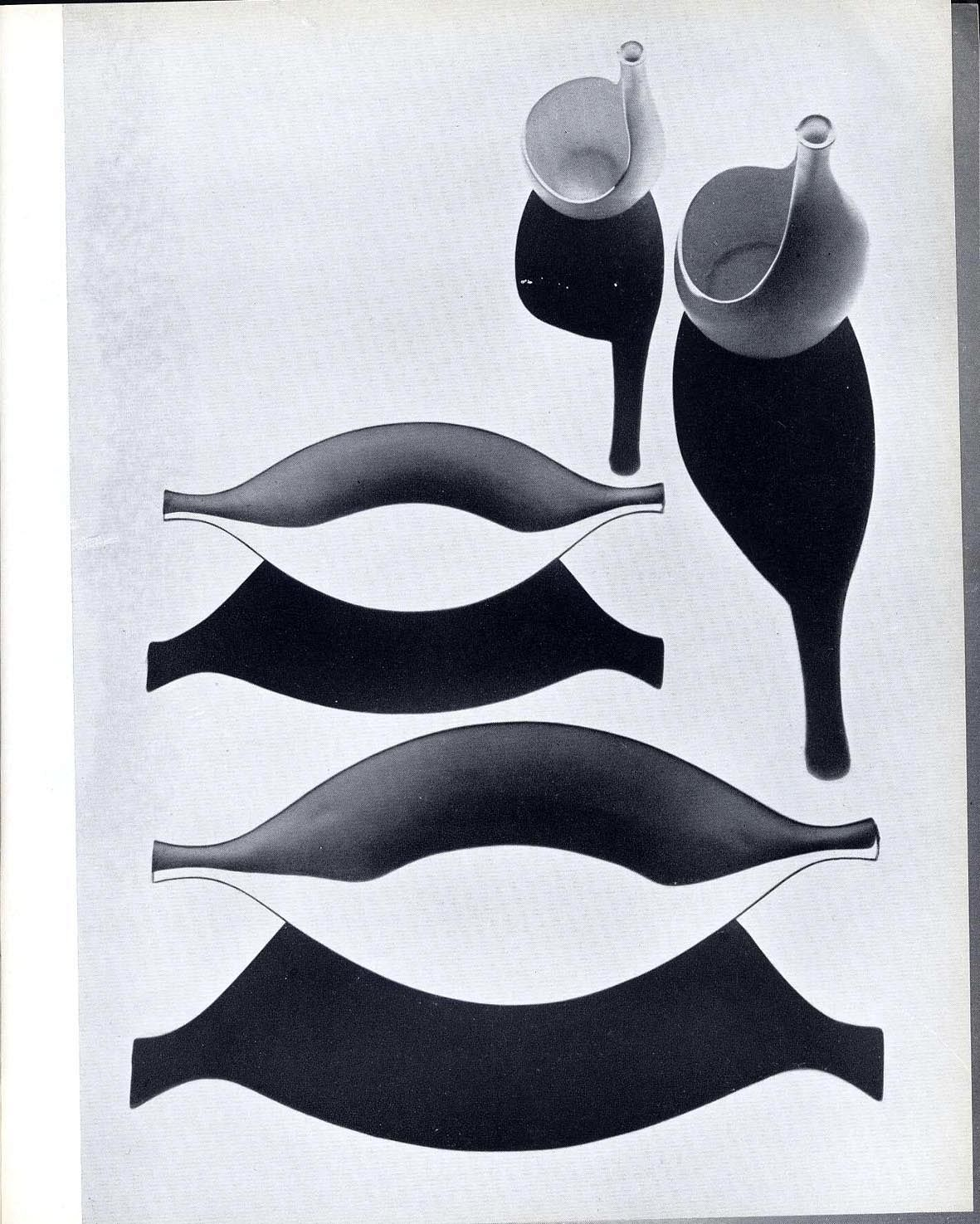 """Design in Scandinavia"", 1954."